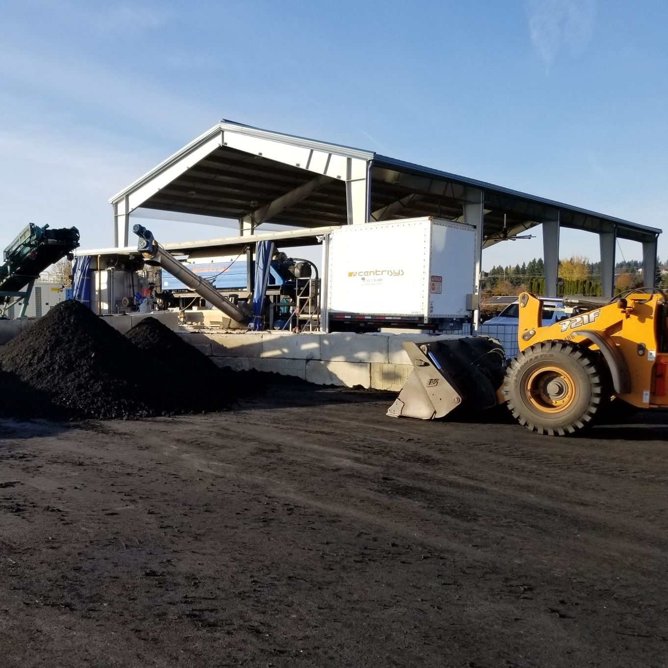 Biosolids Dredge/Haul Project