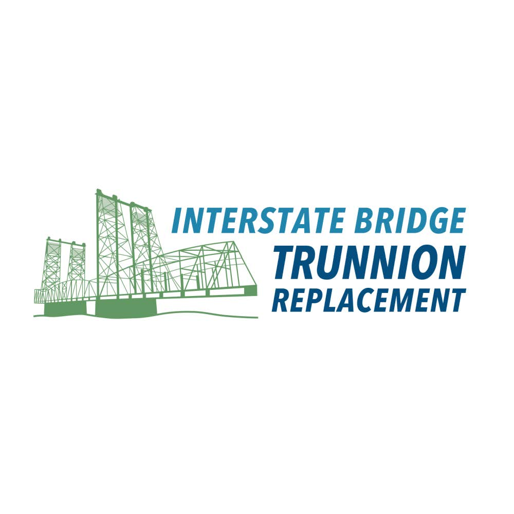Interstate Bridge Trunnion Replacement Project Logo