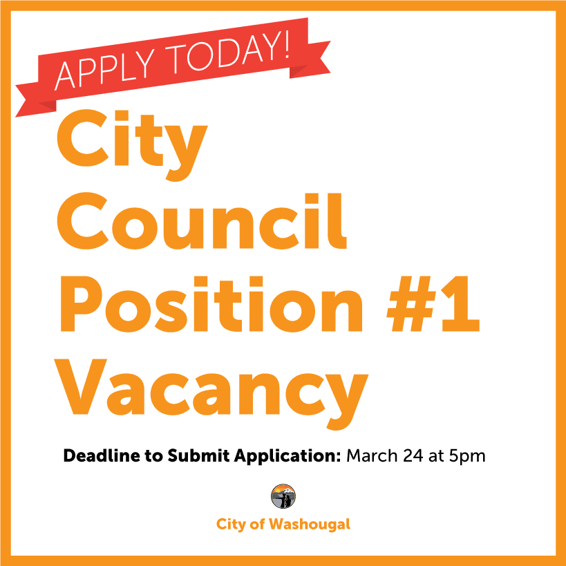 City Council Vacancy