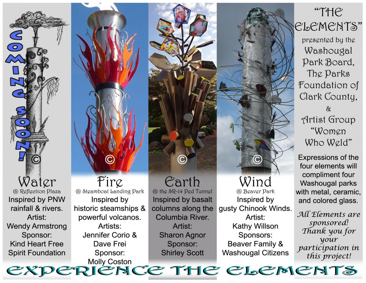Experience the Elements Exhibit